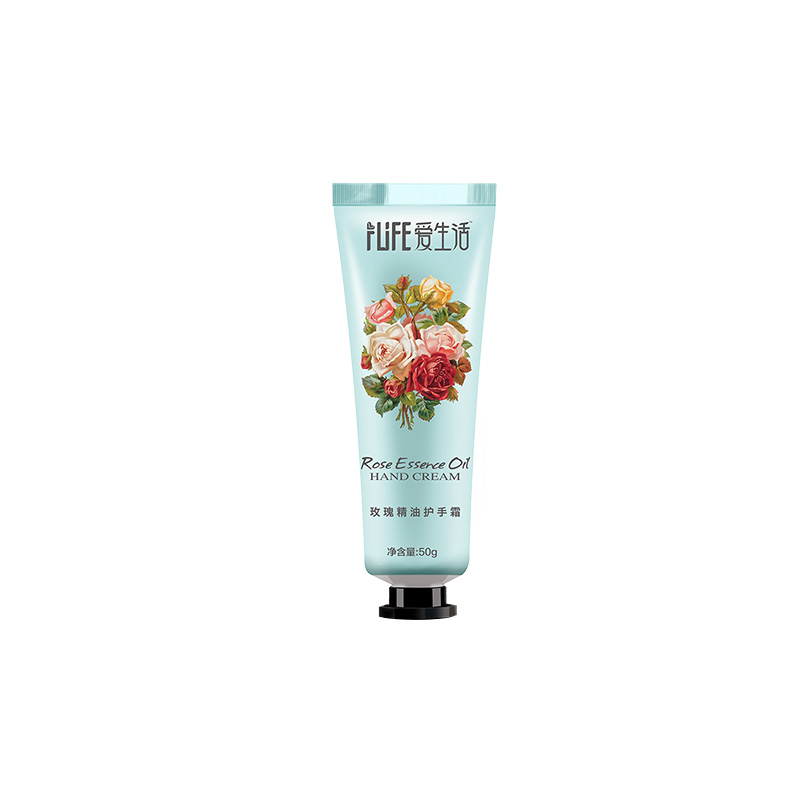 iLiFE Rose Essence Oil Hand Cream