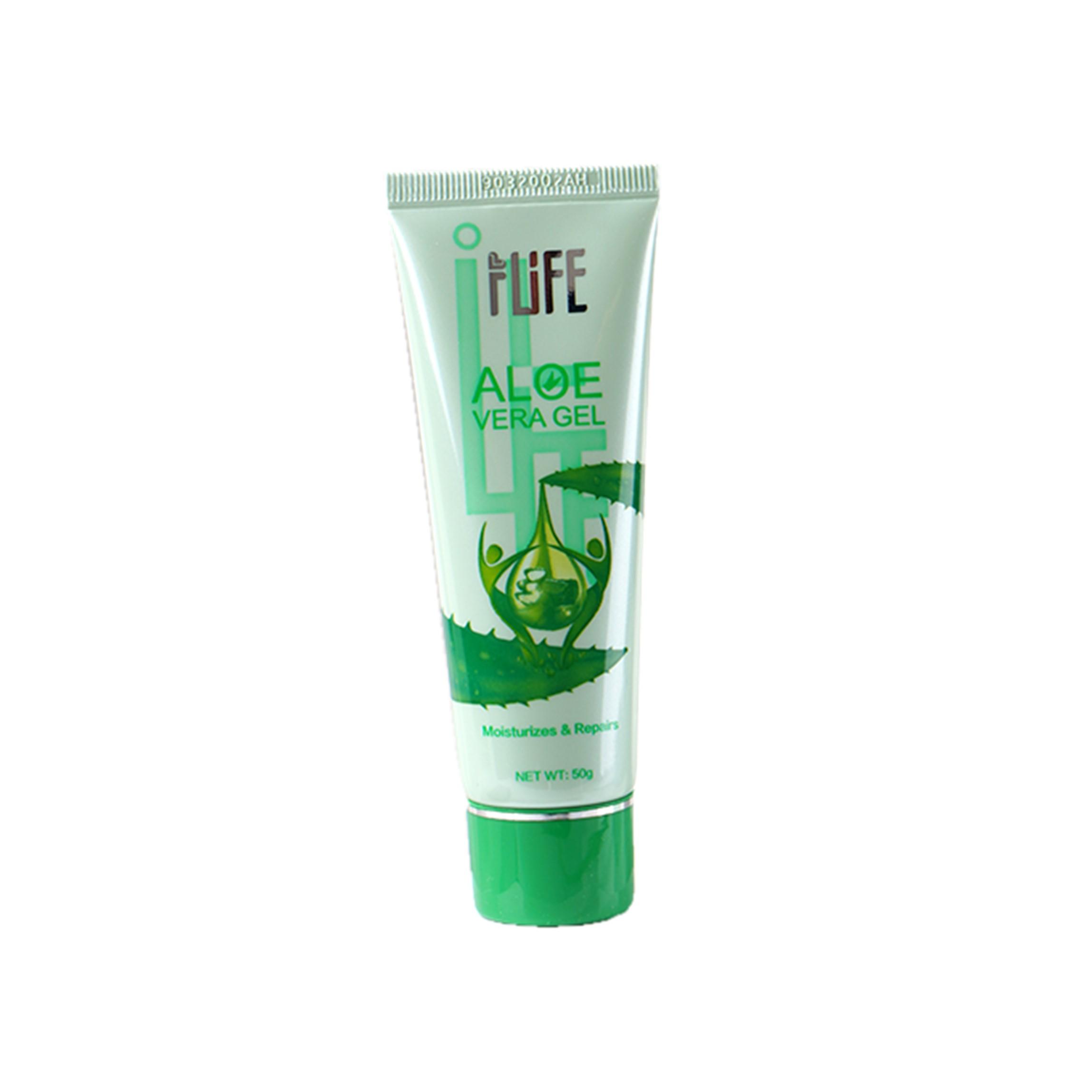 iLiFE Aloe Vera Gel 50g  (60pcs/Ctn)