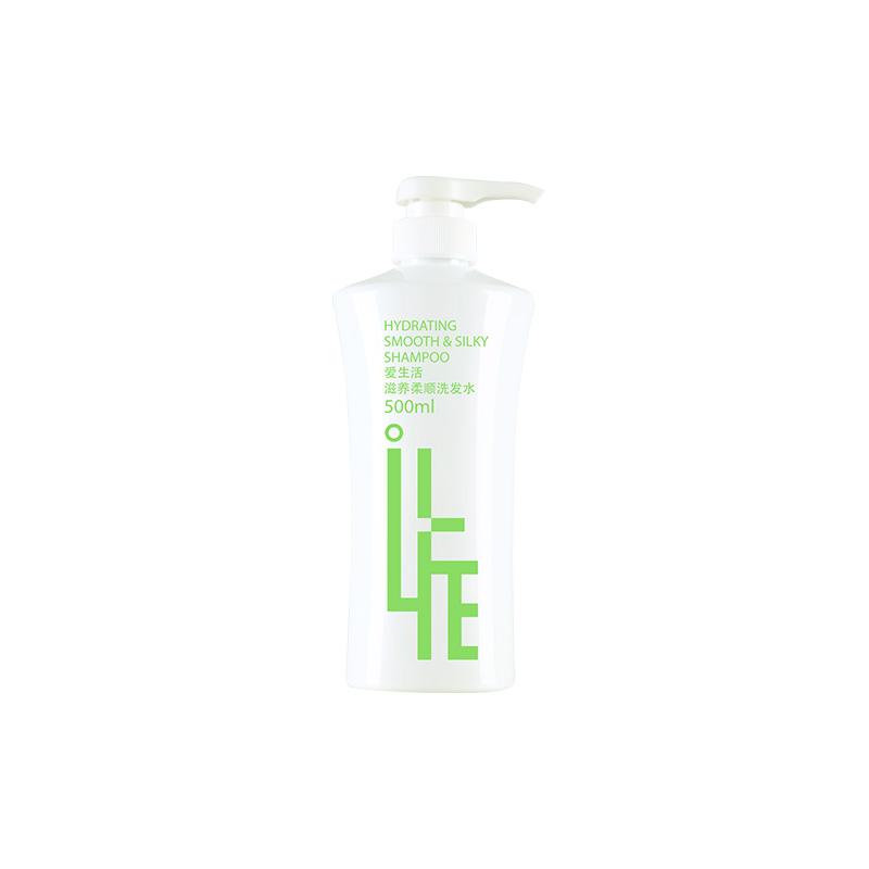 iLiFE Hydrating Smooth & Silky Shampoo