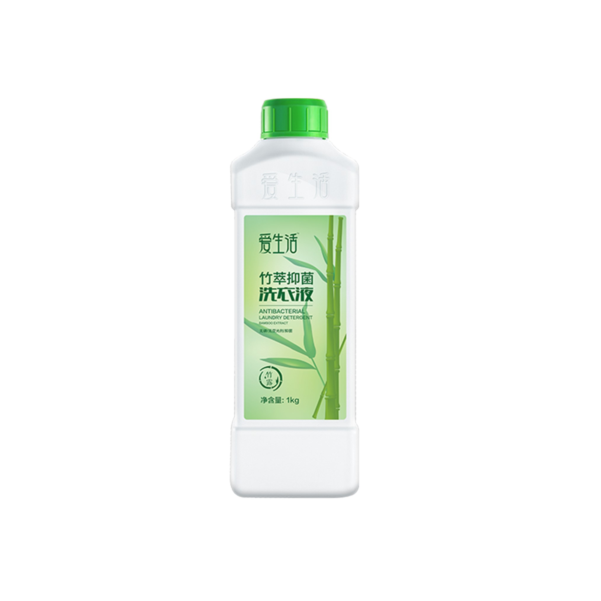 iLiFE Bamboo Anti-Bacterial Laudry Detergent